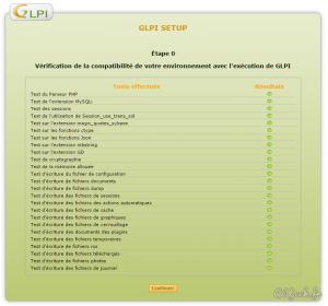 GLPI Tests