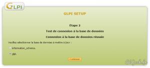 GLPI SQL 2